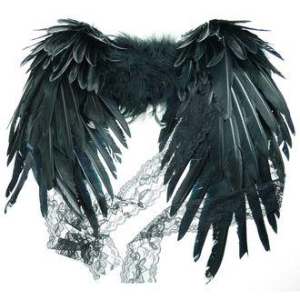 krídla Poizen Industries - FAIRY - BLACK, POIZEN INDUSTRIES