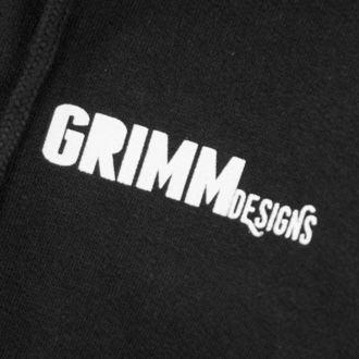 mikina unisex GRIMM DESIGNS - BILLY THE BIKER