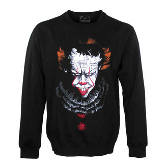 mikina unisex GRIMM DESIGNS - DANCING CLOWN, GRIMM DESIGNS