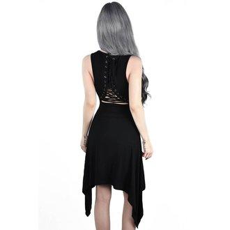 šaty dámske KILLSTAR - GOALS - BLACK, KILLSTAR
