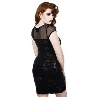 šaty dámske KILLSTAR - GRAVE - BLACK, KILLSTAR