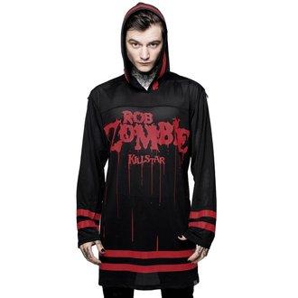 tričko unisex (dres) s dlhým rukávom KILLSTAR - ROB ZOMBIE - Hellbilly - BLACK, KILLSTAR, Rob Zombie