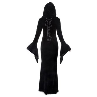 šaty dámske KILLSTAR - Hemlock - Black, KILLSTAR