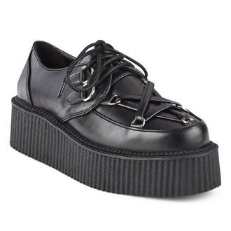 topánky dámske KILLSTAR - HEXELLENT CREEPERS - BLACK, KILLSTAR