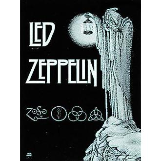vlajka Led Zeppelin - Stairway, HEART ROCK, Led Zeppelin