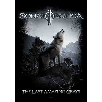 vlajka Sonata Arctica - The Last Amazing Grays, HEART ROCK, Sonata Arctica