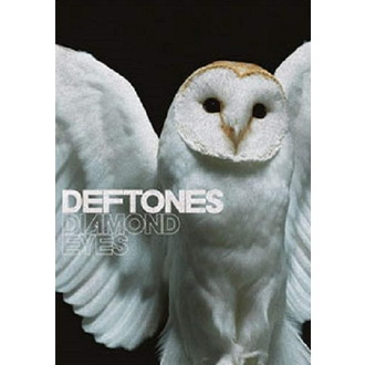 vlajka Deftones - Diamond Eyes, HEART ROCK, Deftones
