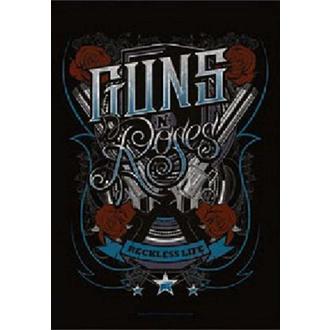 vlajka Guns N' Roses - Recklesslife - HFL1085