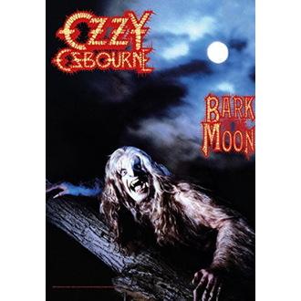vlajka Ozzy Osbourne - Bark at the Moon, HEART ROCK, Ozzy Osbourne