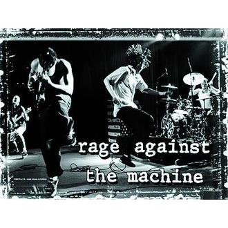 vlajka Rage Against The Machine - Stage, HEART ROCK, Rage against the machine