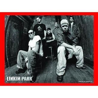 vlajka Linkin Park HFL 531, HEART ROCK, Linkin Park