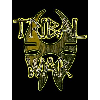 vlajka Soulfly - Tribal War, HEART ROCK, Soulfly