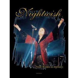 vlajka Nightwish - From Wishes To Eternity, HEART ROCK, Nightwish
