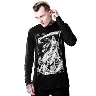 tričko s dlhým rukávom (unisex) KILLSTAR - HORSEMAN - BLACK, KILLSTAR