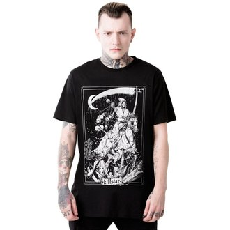tričko pánske KILLSTAR - HORSEMAN - BLACK, KILLSTAR