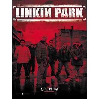 vlajka Linkin Park - Band, HEART ROCK, Linkin Park