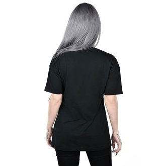 tričko dámske KILLSTAR - ILLUSION RELAXED - BLACK, KILLSTAR