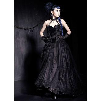 šaty dámske PUNK RAVE - Baroness, PUNK RAVE