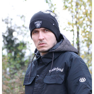 čiapka MOTÖRHEAD - Black, NNM, Motörhead