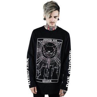 tričko pánske s dlhým rukávom KILLSTAR - Judgement - BLACK, KILLSTAR