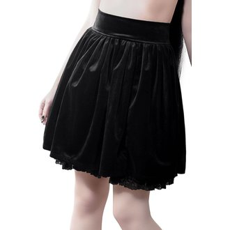 sukňa dámska KILLSTAR - JULIET SKIRT - BLACK, KILLSTAR