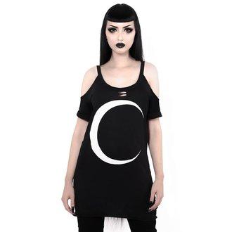 tričko dámske KILLSTAR - Keep Weird Distress - BLACK, KILLSTAR