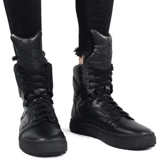 topánky KILLSTAR - Killin' It High Tops - BLACK, KILLSTAR