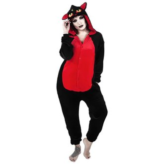 overal KILLSTAR - King Beleth Onesie - Black, KILLSTAR