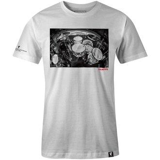tričko pánske FAMOUS STARS & STRAPS - THRONE VIEW - WHITE, FAMOUS STARS & STRAPS