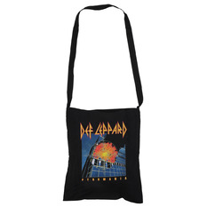 taška (kabelka) Def Leppard - Pyromania - LOW FREQUENCY, LOW FREQUENCY, Def Leppard