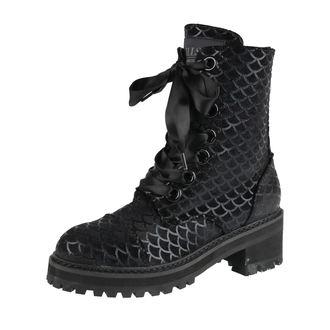 topánky dámske KILLSTAR - Atlantis Combat - BLACK, KILLSTAR
