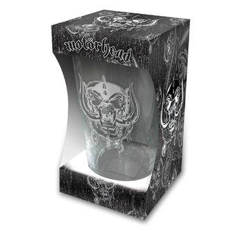 poháre Motörhead - Warpig Etched Print - RAZAMATAZ, RAZAMATAZ, Motörhead
