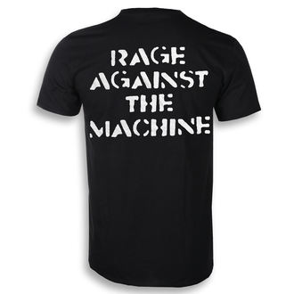 tričko pánske Rage Against The Machine - Large Fist - Black, NNM, Rage against the machine