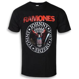 tričko pánske Ramones - Eagle Seal - ROCK OFF, ROCK OFF, Ramones
