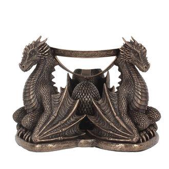 dekorácia (stojan na vešteckú guli) Dragons Prophecy, NNM
