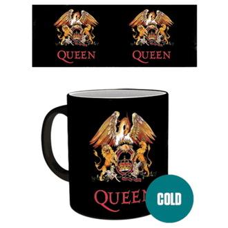 hrnček s termoaktivními potlačou Queen - GB posters, GB posters, Queen