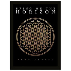 obraz Bring Me The Horizon - Sempiternal - PYRAMID POSTERS, PYRAMID POSTERS, Bring Me The Horizon