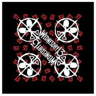 šatka Wednesday 13 - Logo Shovels - RAZAMATAZ, RAZAMATAZ, Wednesday 13