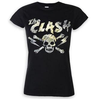 tričko dámske CLASH - GRUNGE SKULL - PLASTIC HEAD, PLASTIC HEAD, Clash