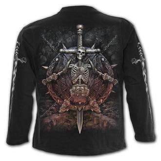 tričko pánske s dlhým rukávom SPIRAL - APOCALYPSE, SPIRAL