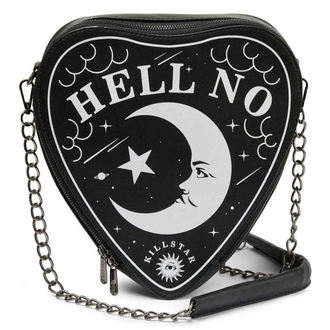 taška (kabelka) KILLSTAR - Leah - Black, KILLSTAR