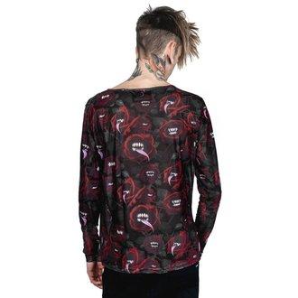 tričko s dlhým rukávom (unisex) KILLSTAR - Levi Mesh, KILLSTAR