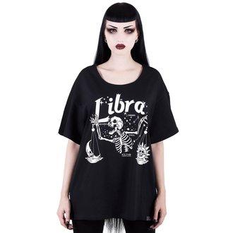 tričko dámske KILLSTAR - Libra - BLACK, KILLSTAR