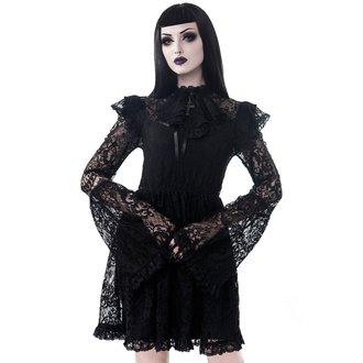 šaty dámske KILLSTAR - Liliana - BLACK, KILLSTAR