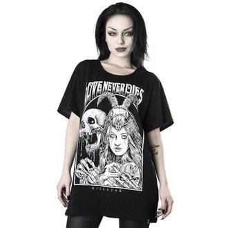 tričko dámske KILLSTAR - Love Never Dies Relaxed, KILLSTAR