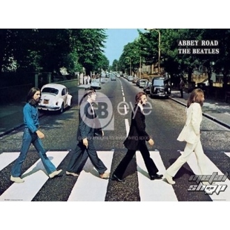plagát - The Beatles - Abbey Road - LP0597, GB posters, Beatles