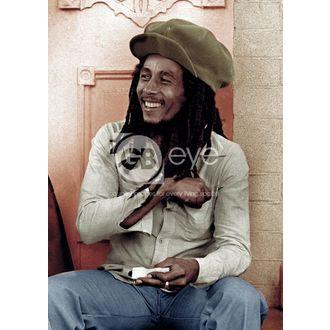 plagát - BOB MARLEY rolling 2 - LP0800, GB posters, Bob Marley