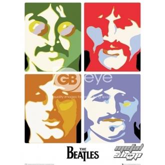 plagát - The Beatles - Sea of Science - LP1266, GB posters, Beatles