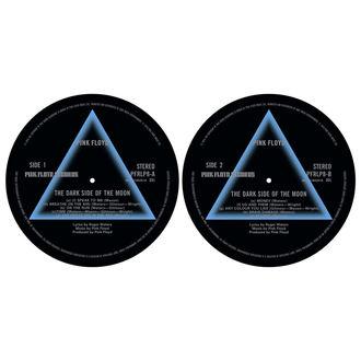 podložka na gramofón (set 2ks) PINK FLOYD - DARK SIDE OF THE MOON - RAZAMATAZ, RAZAMATAZ, Pink Floyd