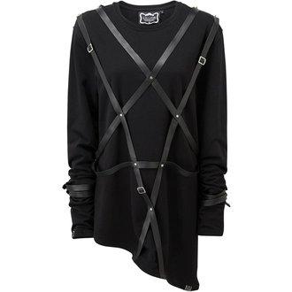 tričko s dlhým rukávom (unisex) KILLSTAR - LUCAS - BLACK, KILLSTAR